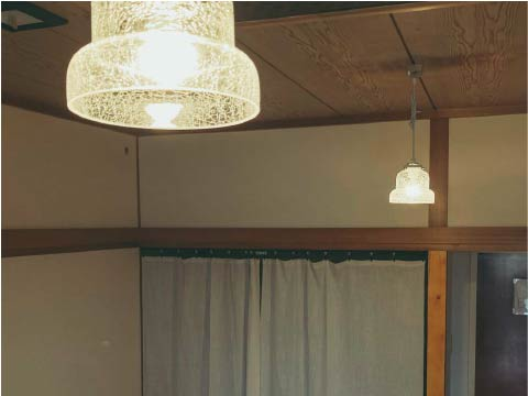 コンセプトルーム 202 照明