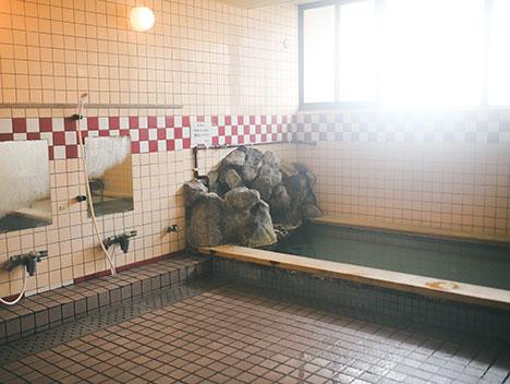 ホステルのアサ お風呂